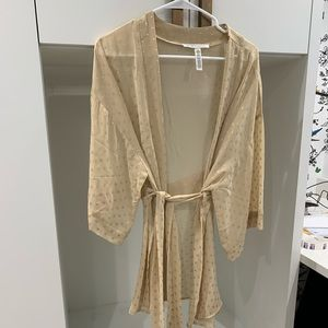 BCBG Kimono Top or Robe